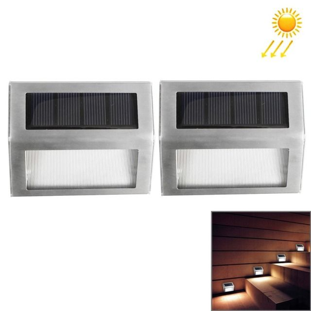 LED Solar Light Waterproof Wall Lamp Spotlight Corridor Street Garden Light High Brightness Floodlight Outdoor Lighting