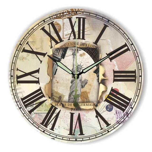 Modern 3D Design Decorative Wall Clock With More Silent Clock Movement Warranty 3 Years Europe Home Decoration Watch Wall