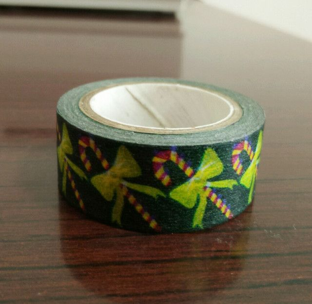 2016 Time-limited Sale Single-side Tape 1 Pcs Washi Tape 1.5cm*5m Christmas