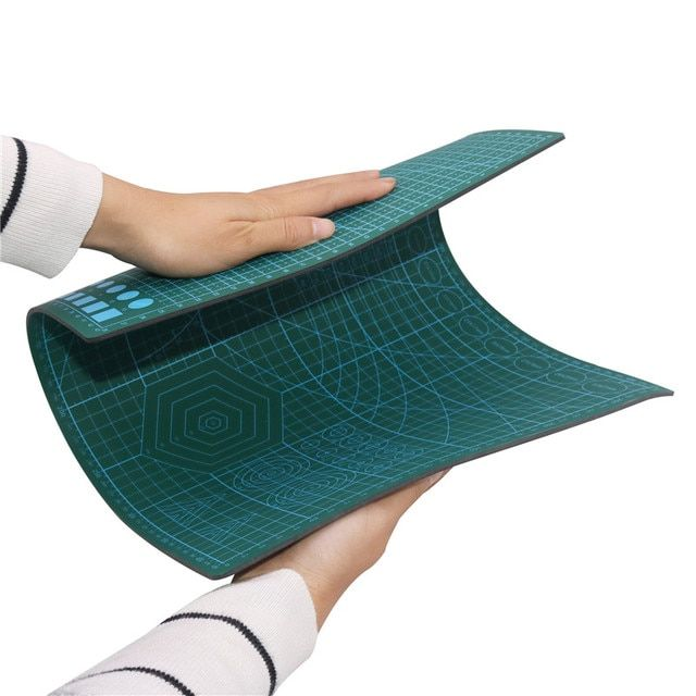 Cutting mat A3 430 * 280 * 3mm Flexible Enough Large Model Cutting Knife Pad Effectively Meet Your Use self healing cutting mat