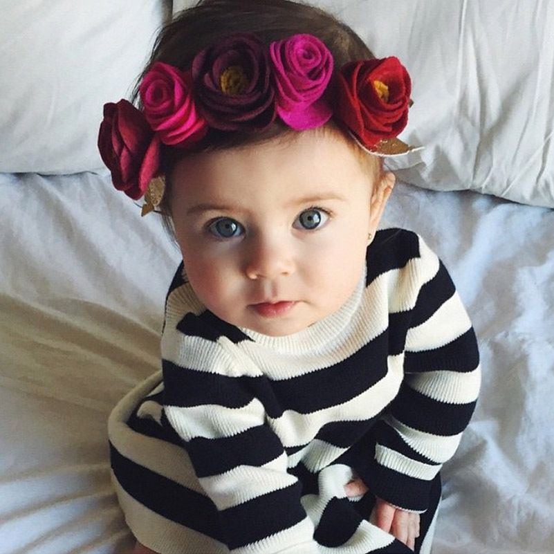 Family Matching Outfits Girls Striped Turtleneck Knit Dress Kid Winter Warm Long Jumper Dresses Children Simple Fashion Pullover