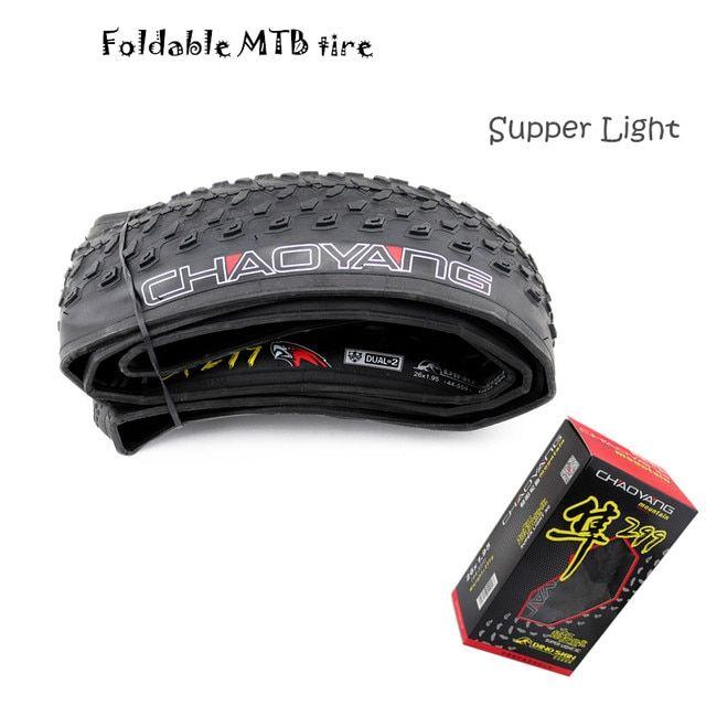 New MTB Bike Tires Super Light Xc Bisiklet Lastik Foldable Mountain bikes Tyre 26/29/27.5*1.95 Cycling parts Bicicleta Hotsale