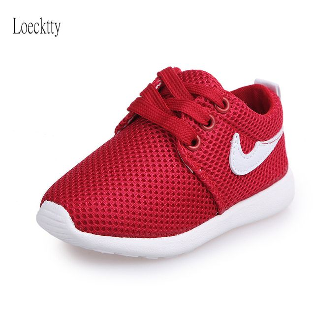 Spring kids sports children Brands sneaker boy/Girl Shoes baby shoes Children's shoes stylish and comfortable antiskid footwear
