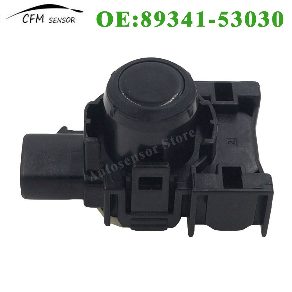 89341-53030 PDC Ultrasonic Parking Disatance Control Sensor For Toyota