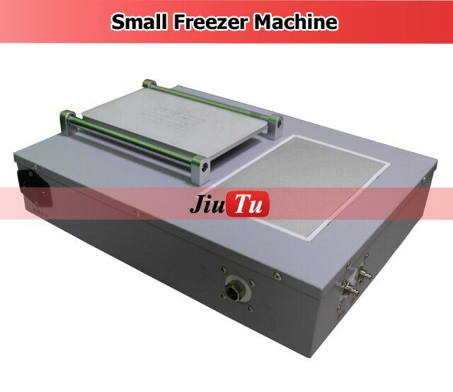 Mobile LCD Frozen Separator Machine For Samsung Edge S6 /6 Plus /Edge 7 Refurbished Screen Freezer - 150 Degree