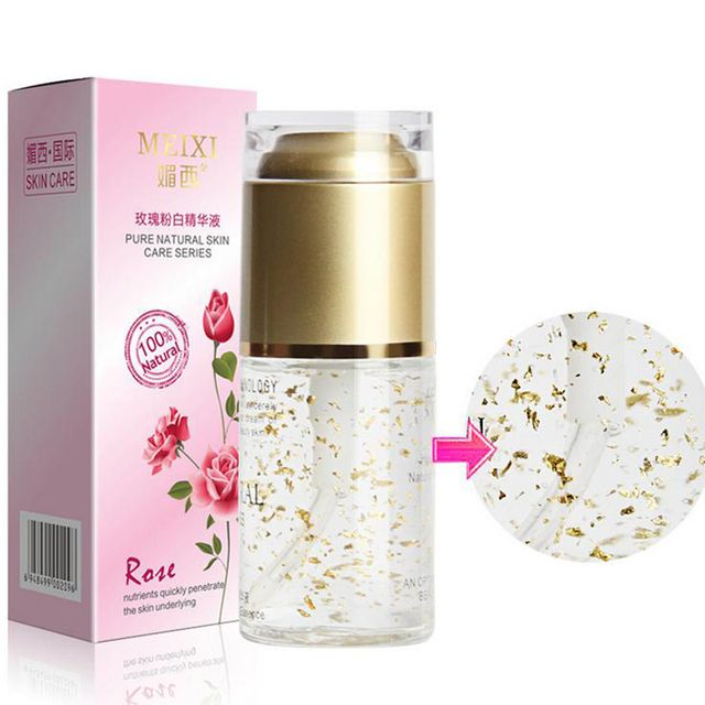 Rejuvenation 24k Pure Gold Foil Essence Face Cream moisturizing,whitening,Firming,anti-wrinkle,brighten,anti-aging,anti-redness