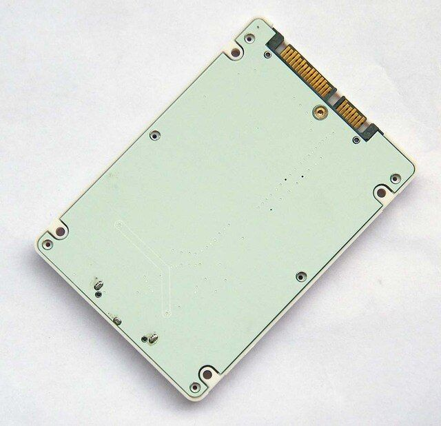 "Adapter Card to 2.5"" SATA for 2012 apple MacBook Pro A1425 A1398 MD212 MD213 MC975 MC976 SSD with case original slot"