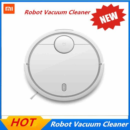 Original Xiaomi Mi Robotic Vacuum Cleaner Room for home ,wifi and APP, household vacuum cleaning machine(free tax to EU RU)
