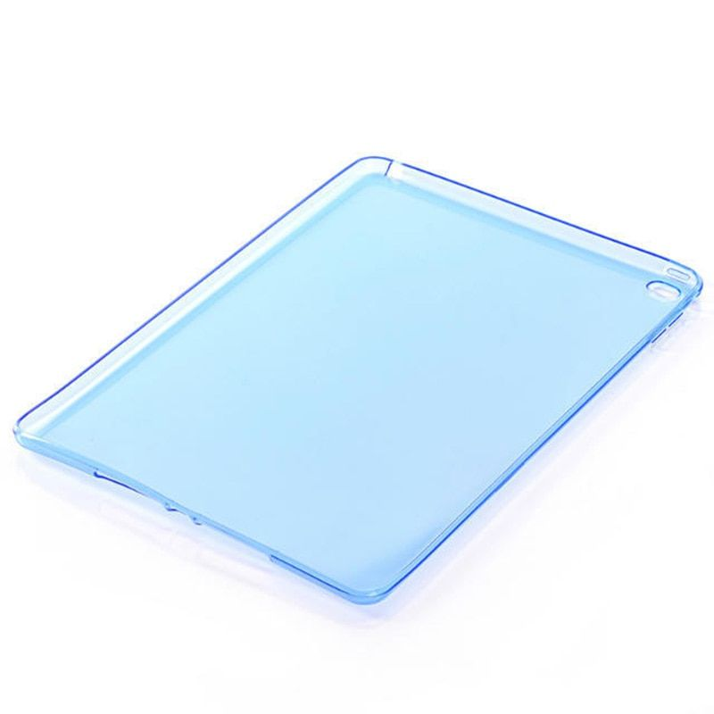 "Enzi 10pcs Tablet Accessories Crystal Clear Transparent Shell TPU Soft Case Cover For Apple iPad 6/ iPad Air 2 9.7""Tablet"