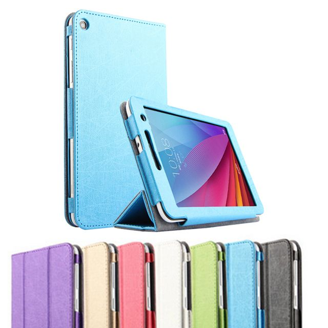 High Quality Fashion Leather Case For Huawei T1-701u Case Luxury 7.0 inch Flip Cover For Huawei T1 701u Cover Tablet PC Shell