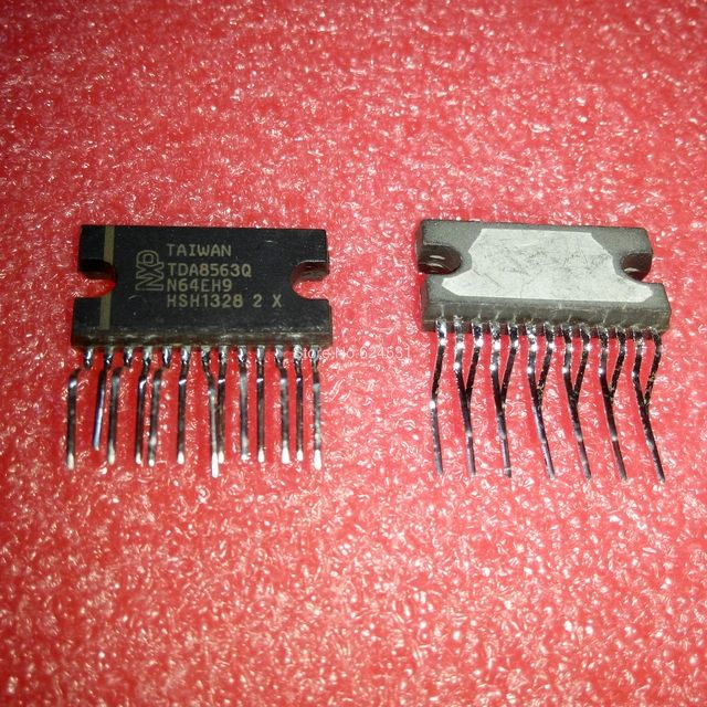 Hot spot 2pcs/lot TDA8563Q ZIP in stock