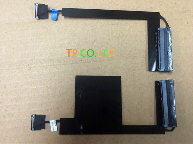 new for Lenovo P50 for Thinkpad P50 HDD hard disk cable adapter hdd ribbon cable L+R