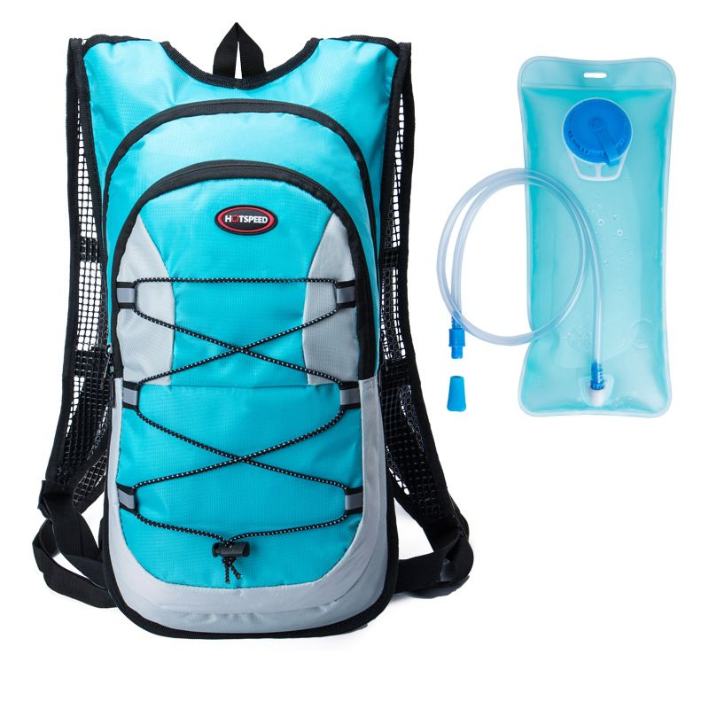 Good Quality Outdoor Cycling Backpack Water Bag Ultralight Camping Hiking Bag With Water Bladders 12L Sport Hydration Backpack
