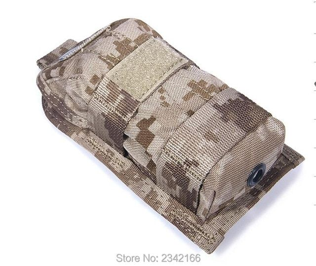 Hot Saling  Flyye Genuine MOLLE Strobe Pouch Lights package survival CORDURA in stock FY-PH-C014