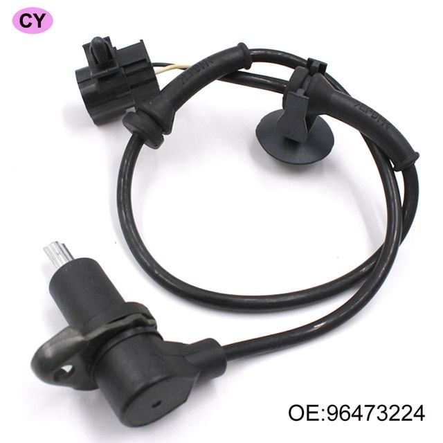 YAOPEI Car styling 96473224 96200001 95996130 ALS477 ABS Wheel Speed Sensor Rear Right For Aveo Lova Sprak Pontiac Wave G3