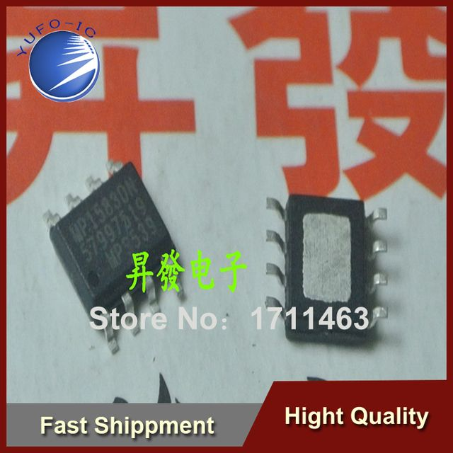 Free Shipping 20PCS  LCD power module DC-DC buck chip SMD SOP MP1583DN YF0913