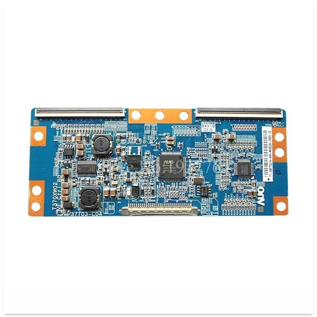 good working High-quality original second-hand for board T370XW02 VF 37T03-C04 T-con logic board