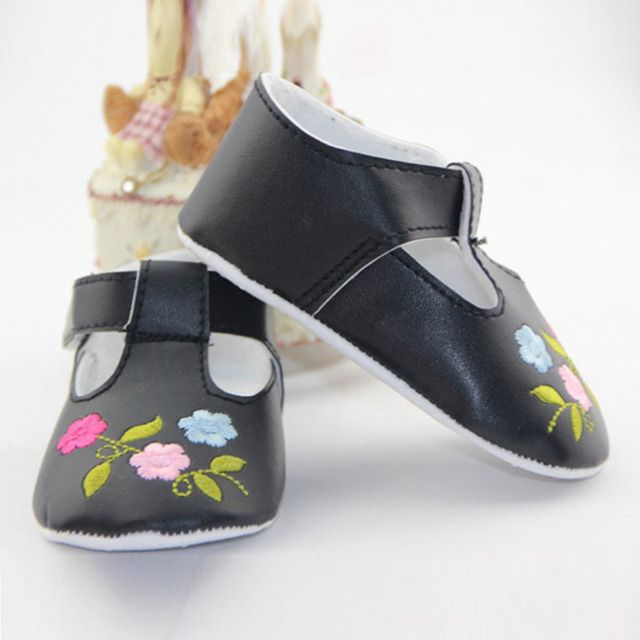 First Walkers  2017 Hot Sale Newborn Baby Girls Shoes Pink  Children Girl Shoes Brand Kids