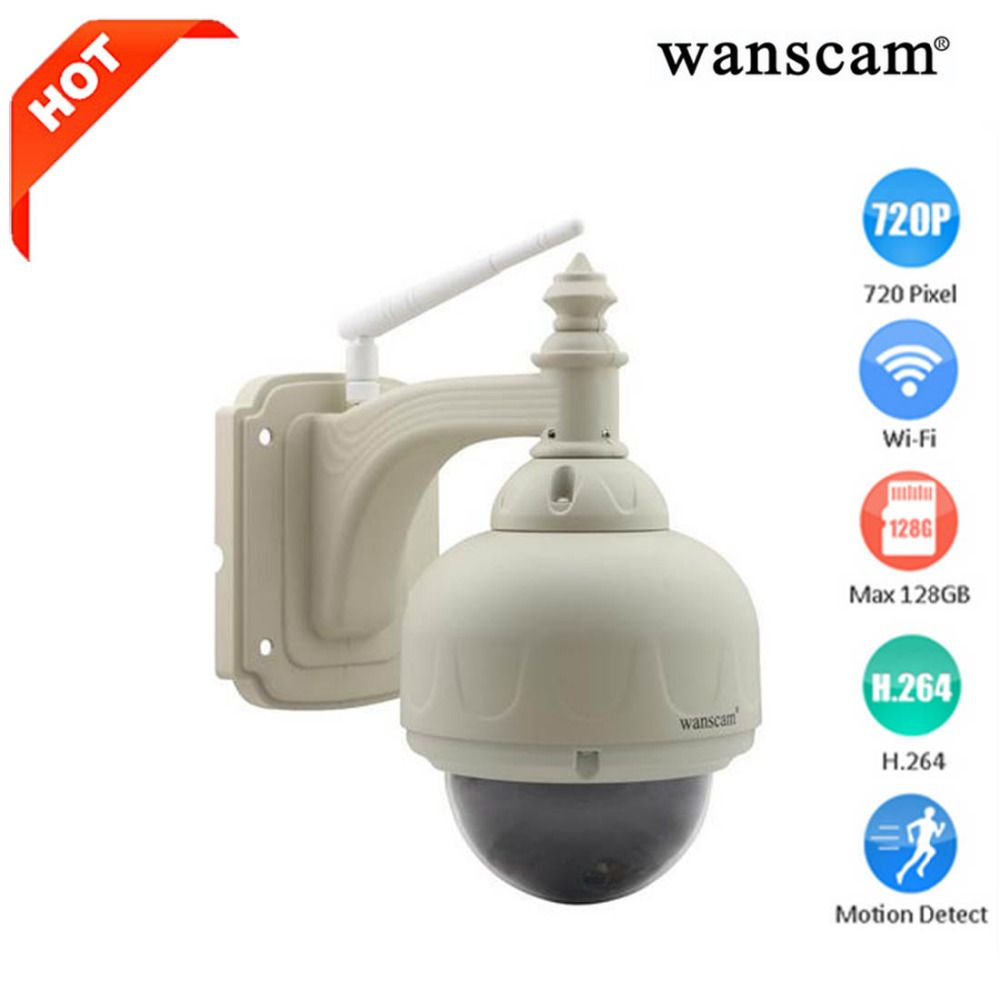 Wanscam HW0038 IP Camera Video Surveillance Security Camera Wifi Wireless IP Camera Surveillance Cam Waterproof Outdoor Cam
