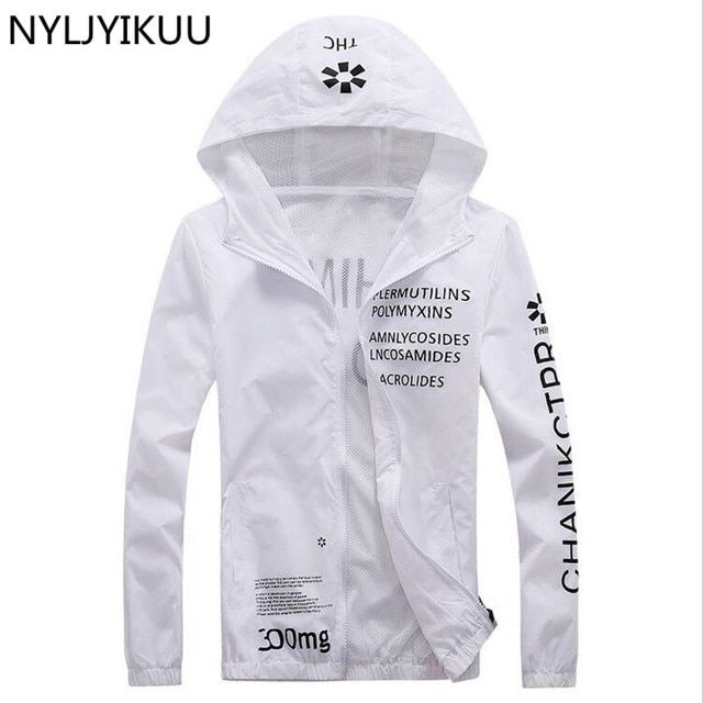 Jackets Women Brands coat High Quality New Jacket Women's Hooded Women Jacket Fashion Thin Windbreaker Men Coat