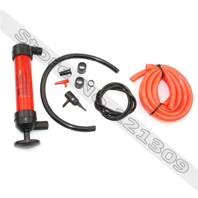 OIL EXTRACTOR MANUAL FLUID CHANGE PUMP