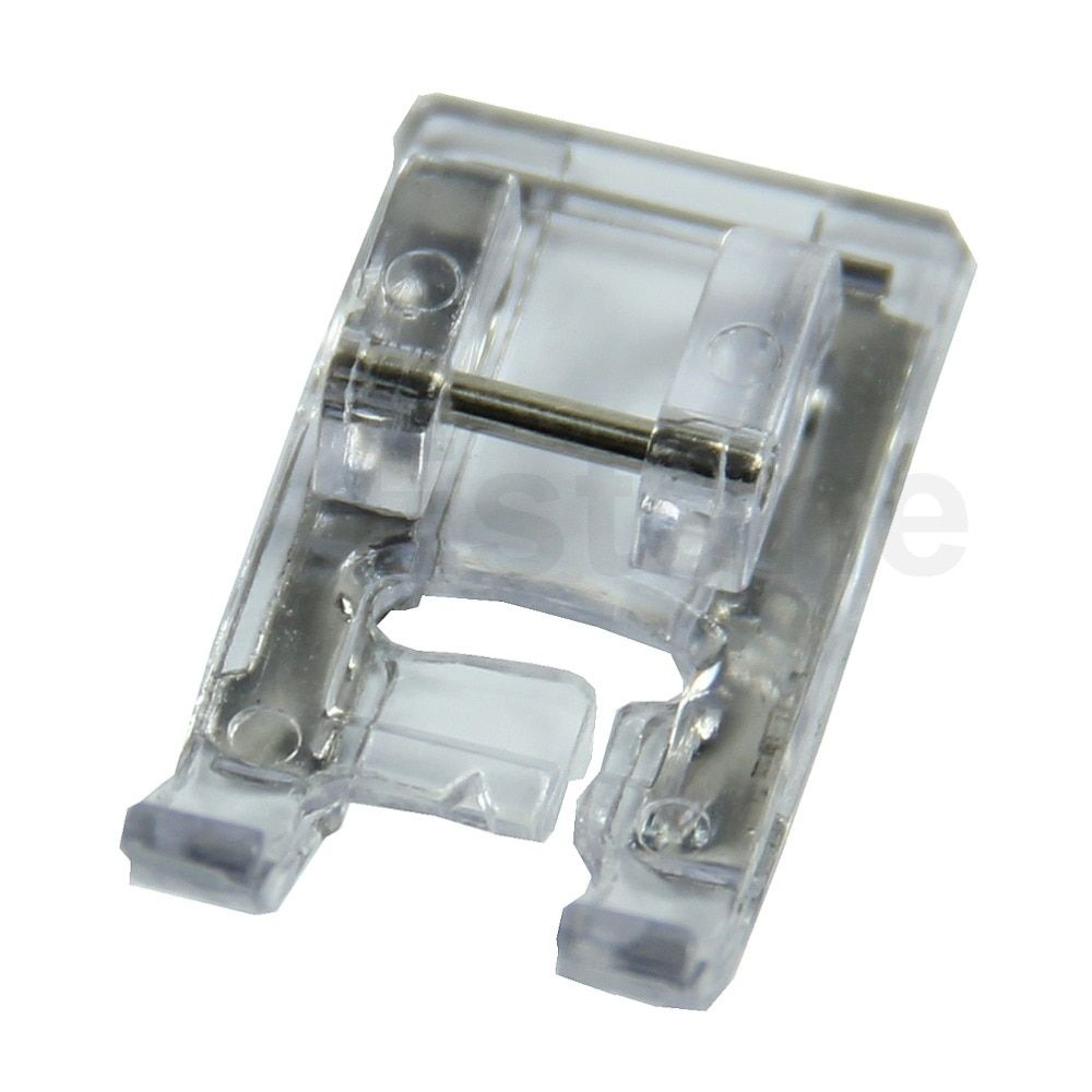 Useful Sewing Machines Satin Stitch Presser Foot Brother Singer Janome Snap-on