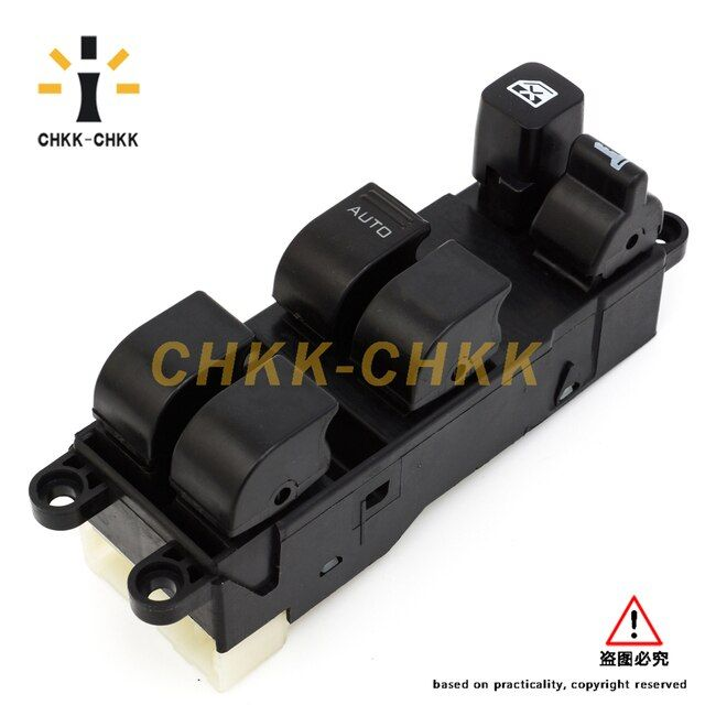 Window Master Control Switch 25401-2M120 For Nissan Sunny Navara Pick-up Bluebird B14 25401 2M120