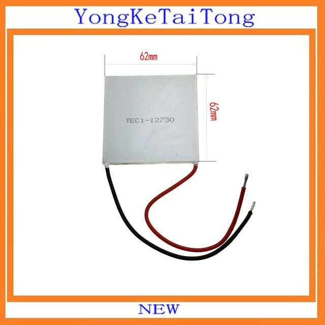 2PCS/LOT TEC2-25408 25408  Refrigeration piece 40*40mm 12v 8a