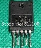 Free Shipping 10PCS STRF6653 STR-F6653 F6653 NEW
