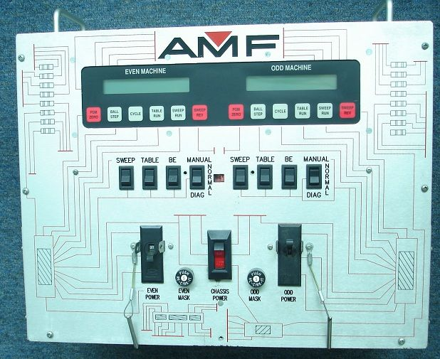 AMF 82-90XL chassis unit 090-003-700