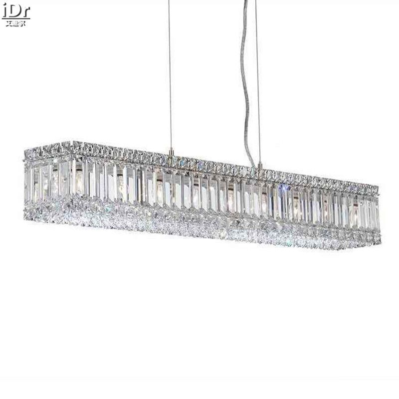 Chandeliers  Modern restaurant chandelier lamp now hanging lamp hall lamp 90cm W x14cm Lx13cm H
