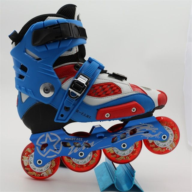 Sliding King Professional Slide Inline Skates Shoes for Adult Brake Capital America Good for SEBA High HV HL Drift Patines