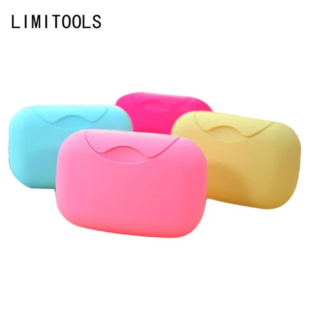 Big Size Bathroom Soap Dishes Box Portable Plate Case Home Shower Travel Hiking Holder Container Soap Boxes