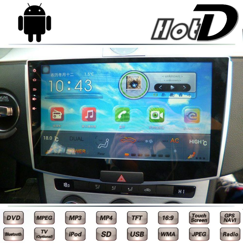 For Volkswagen VW Magotan Dasher Quantum Corsar Carat B7 Car Multimedia DVD Player GPS Navigation Android System Big Screen NAVI