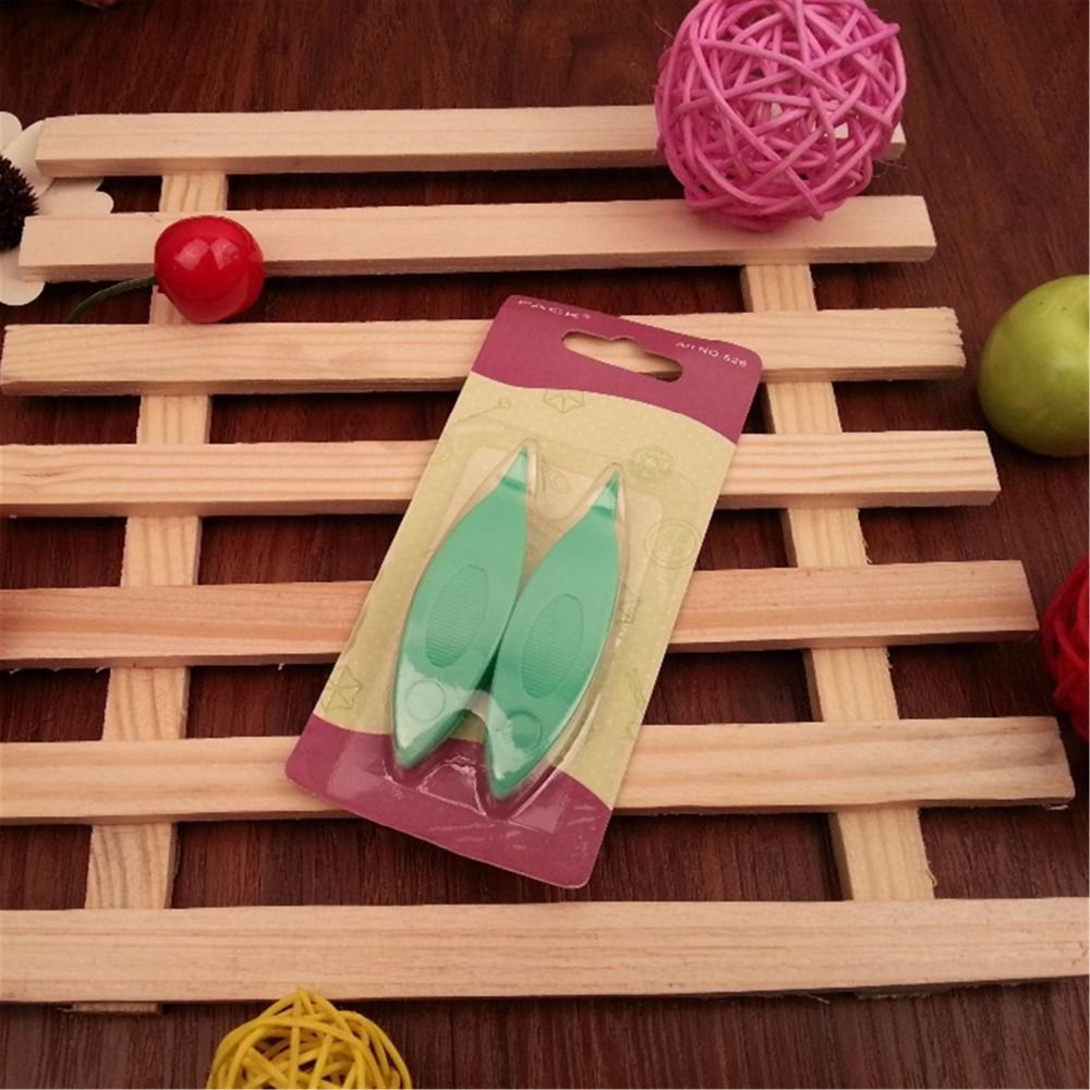 Free shipping Wholesale Hook flower comb Hand-woven tools DIY Blue pisciform Shuttle weaving machine knitting tool