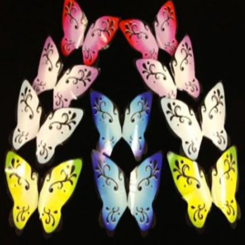 Magic butterfly  butterflies from empty hand magic tricks magic props