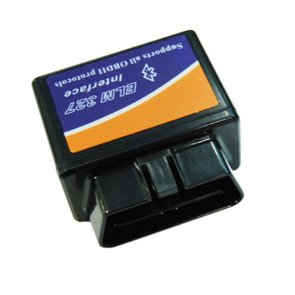 Mini ELM327 V1.5 Bluetooth OBDII OBD2 Auto Diagnostic Scanner Tool Codes Reader