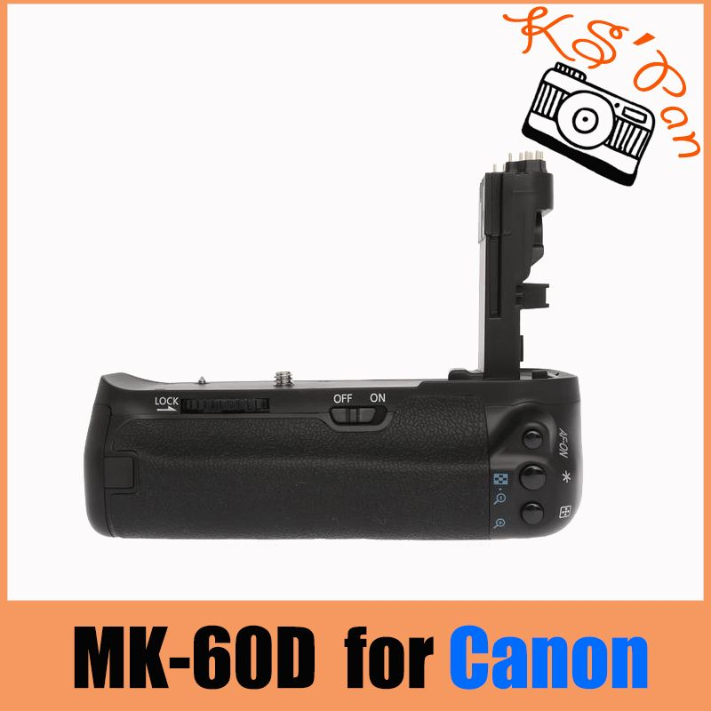 MeiKe MK-60D, BG-E9 BG-60D Battery Grip for Canon EOS 60D