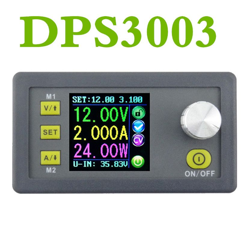DPS3003 voltmeter Ammeter Constant Voltage current Step-down programmable control supply power module DP30V3AUpgraded version10%