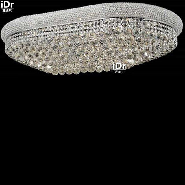 gold Ceiling Lights contemporary luxury hotel lobby lights minimalist bedroom lamp crystal lamp light 100cm W x 45cm L x 30cm H