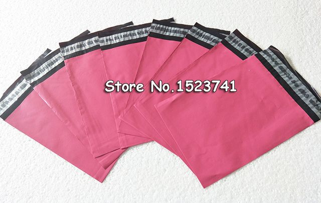 Envelopes Poly Mailer BY Mail Plastic Mailing Bags Envelope package bags 100pcs/lot Hight quality  15x23+4cm