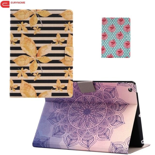 PU Leather Case For Ipad Mini 4 Card Slot Butterfly Guitar Stand Case Cover For Apple Ipad Mini 4 for Ipad Mini4 Case