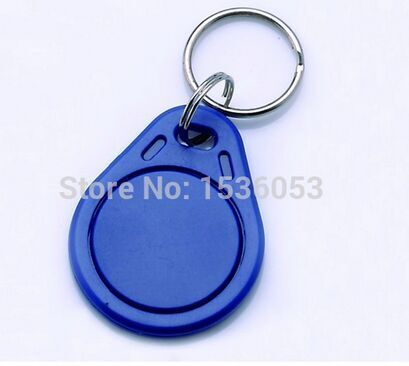 20pcs RFID hotel key fobs EM4305 chip or T5577 chip copy card 125KHz rewritable read and write proximity ABS tags access control
