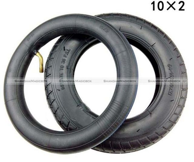 Baby Trend Jogging Stroller 10 X 2 Tire and Inner Tube Electic Scooter E-scooter 70116811