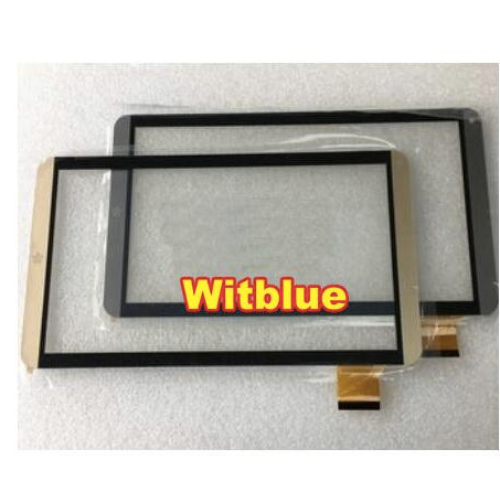 "Witblue New For 10.1"" Mediacom SmartPad Mx 10 HD Lite M-SP10MXHL tablet replacement touch screen digitizer glass panel Sensor"