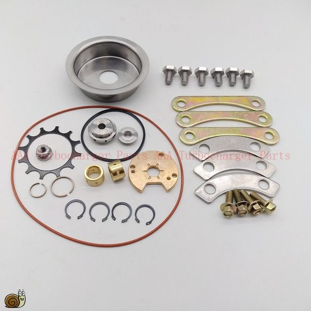 Garrett T3/T4 T04E/T04B Turbo repair kits 360 degree thrust bearing  supplier AAA Turbo Parts