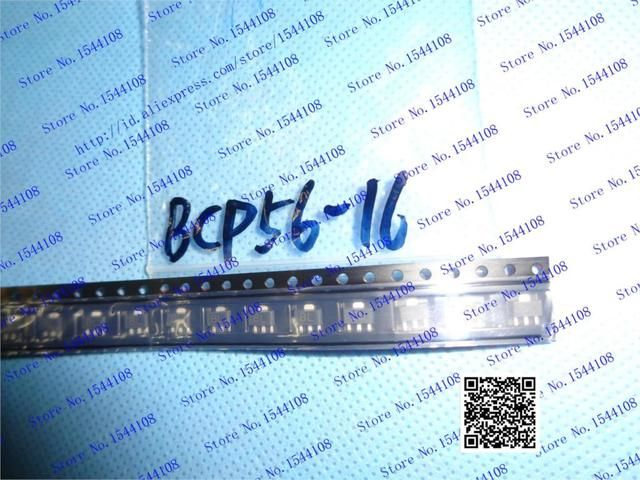 FREE SHIPPING BL BCP56 BCP56-16 SOT89 20PCS in Stock