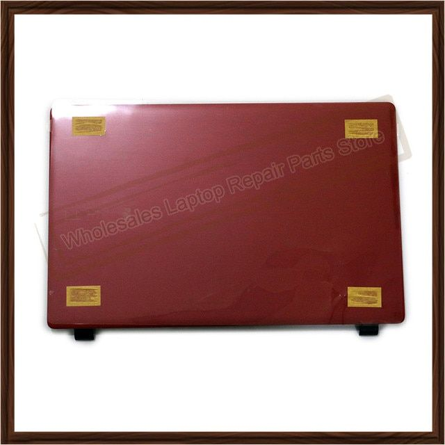 Original New Red LCD Back Cover With Shaft Cover For Acer Aspire E5-511 E5-511G E5-511P E5-531 E5-551 E5-551G E5-571 E5-571G