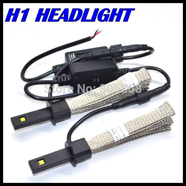 New Invention Car h11 h7 h3  Headlight 40W 5000LM LED Headlamp H1 Led Car headlight lamp bulb 12V 24V auto parking led light H3
