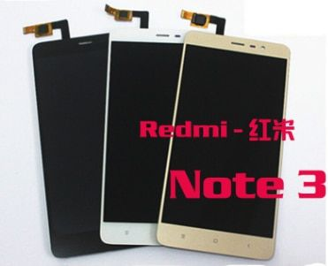 mobile phone lcds for Xiaomi Redmi Note 3 Pro Prime Complete Touch Screen LCD Panel Display Replacement Parts